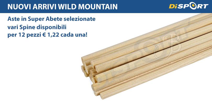 Disport Wild Mountain aste
