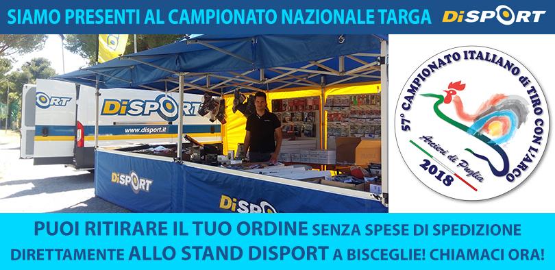 Siamo Presenti al 57° Campionato Italiano Targa 2018