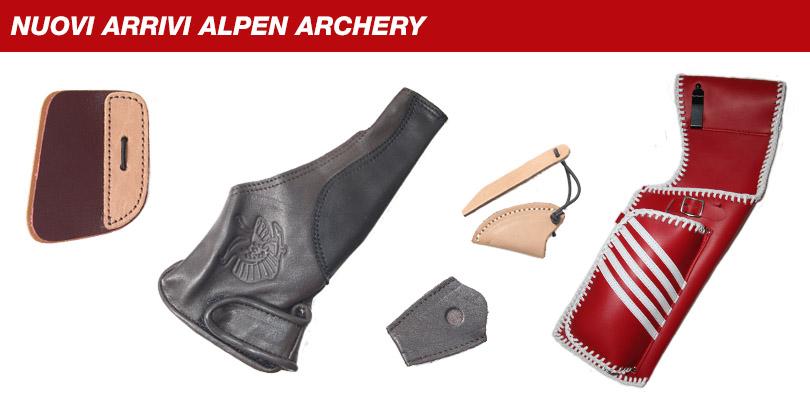 Nuovi arrivi Alpen Archery