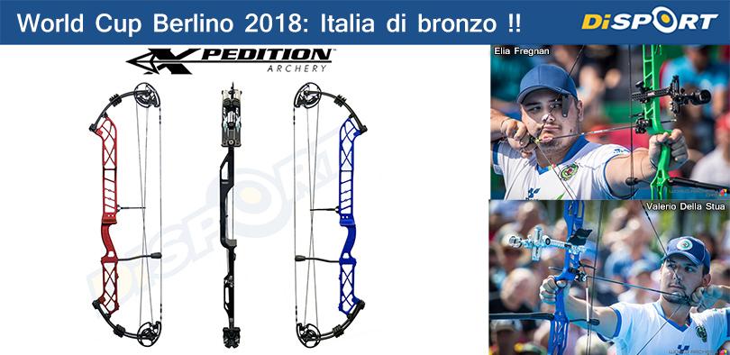 World Cup Berlino 2018: Italia di Bronzo!!