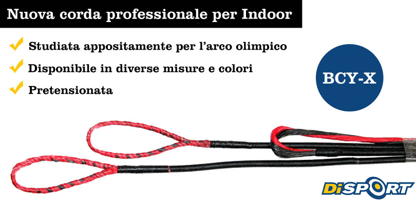 Corda professionale per indoor