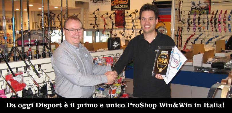 Disport è Proshop Win&Win