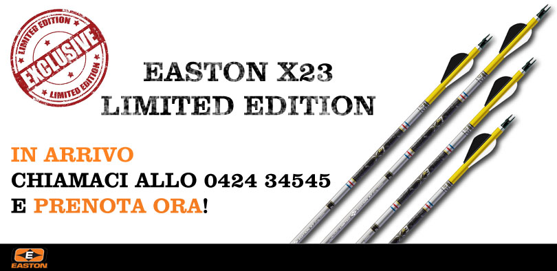 Easton X23 Limited Edition