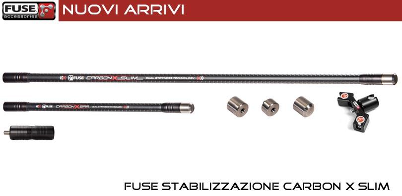 Fuse stabilizzazione Carbon X-Slim