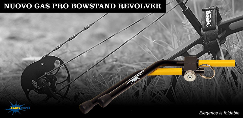 Gas Pro Revolver Bowstand