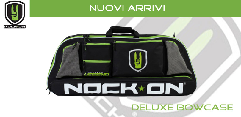 Nock-On Deluxe Bowcase