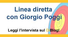 Linea diretta con Giorgio Poggi