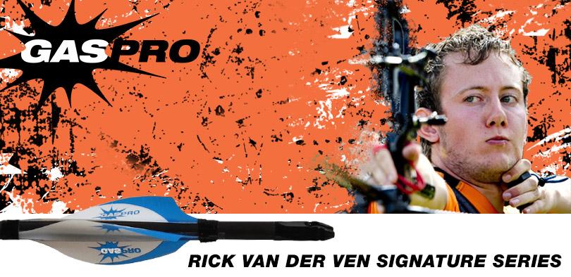 Gas Pro Rick Van Der Ven Series