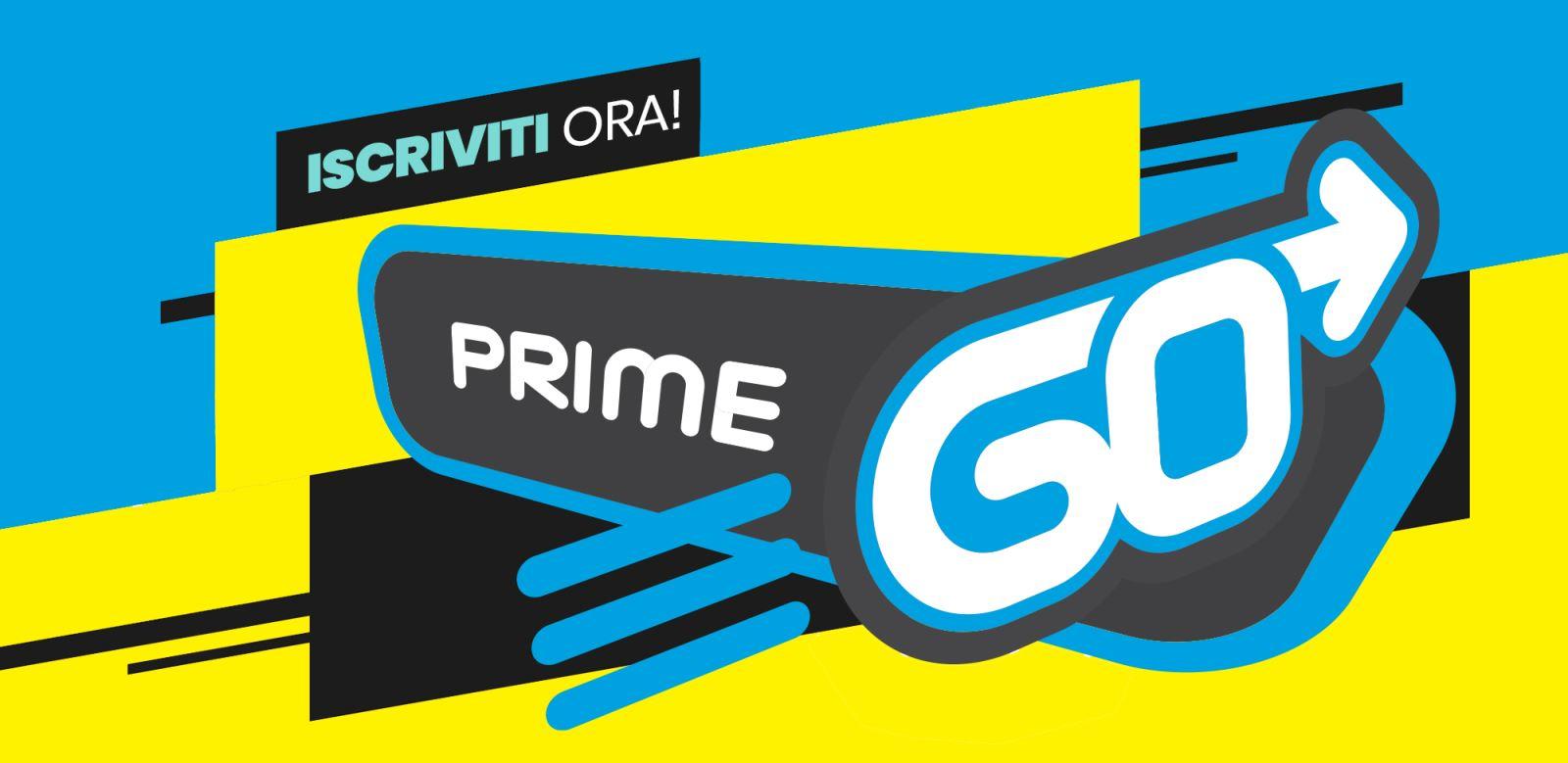 Scopri Prime Go