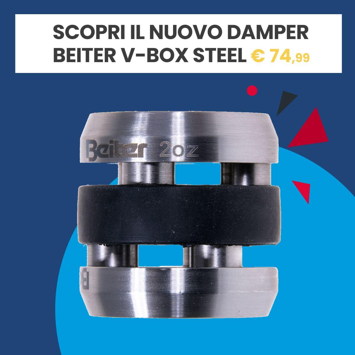 Nuovo Beiter V-Box Steel