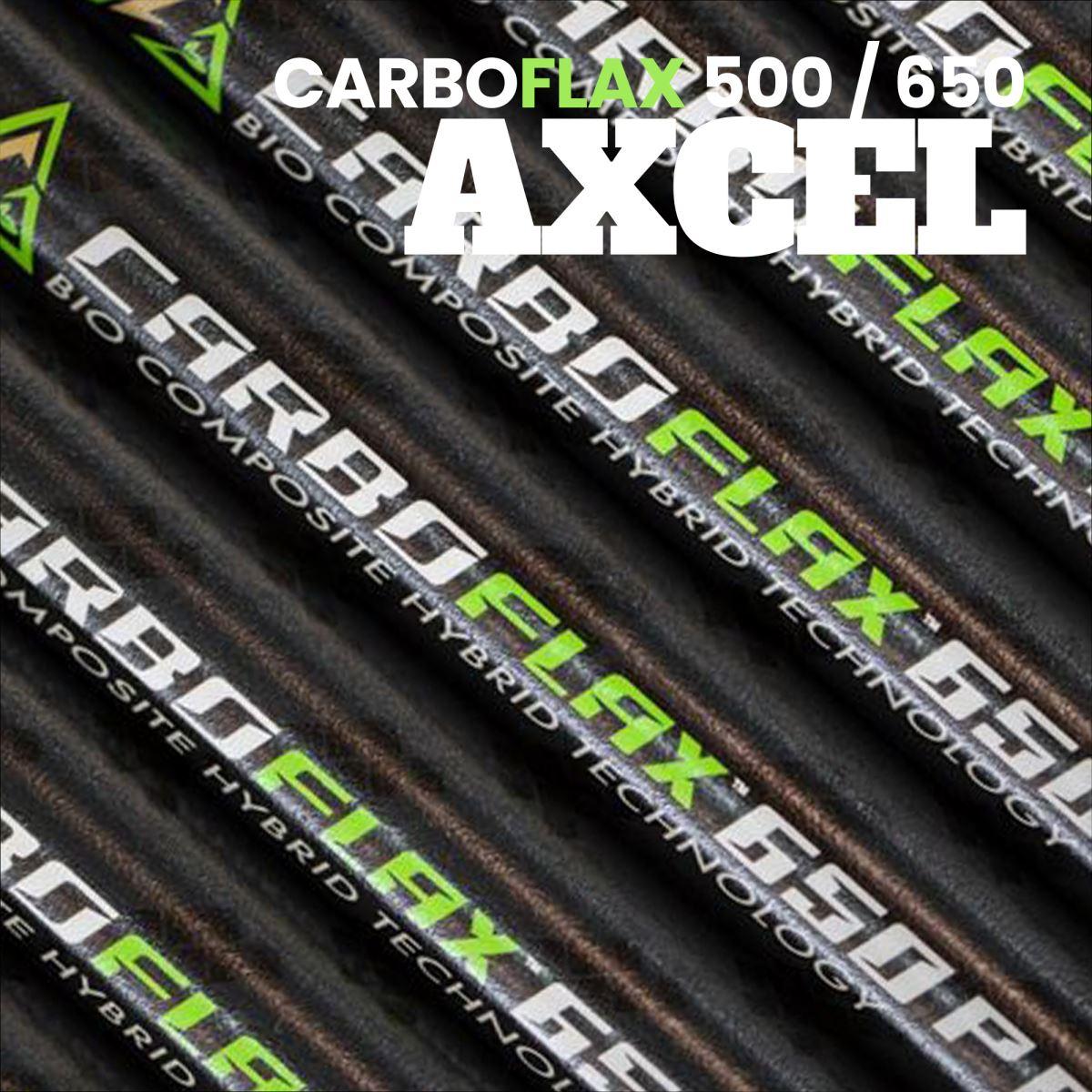 Disponibili le nuove Axcel CarboFlax, scopri la nuova Stab