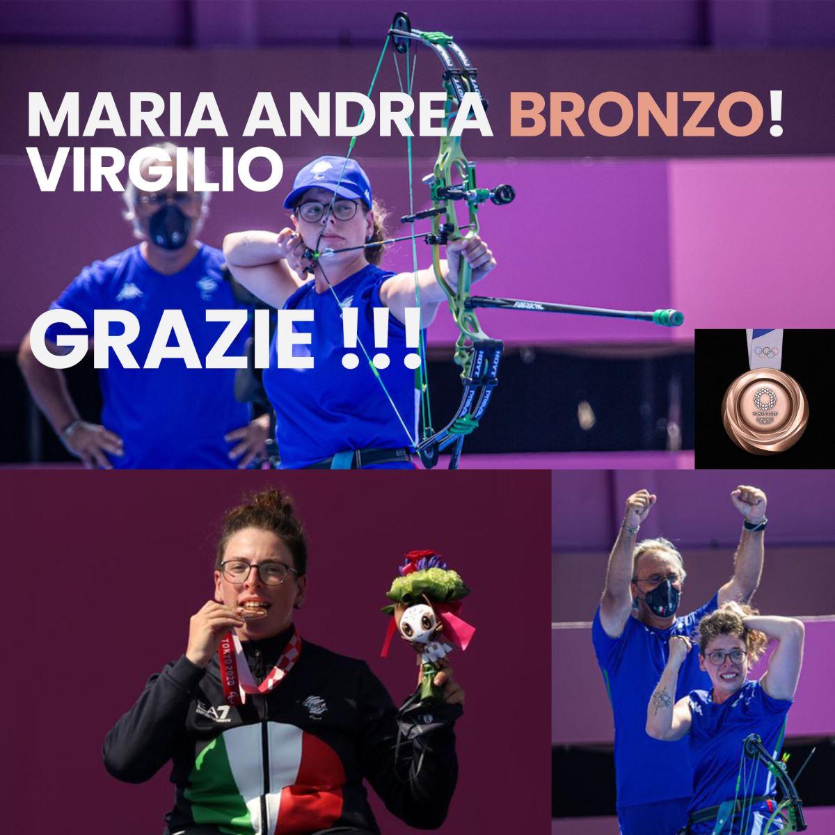 Complimenti Maria Andrea!!!