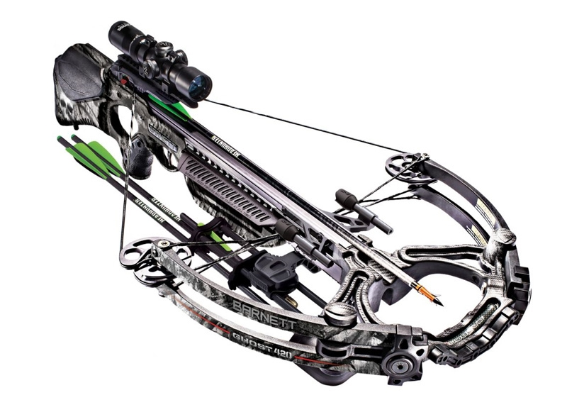 BARNETT CROSSBOW GHOST 420 PACKAGE