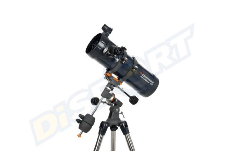 TELESCOPIO ASTROMASTER 114 EQ-C