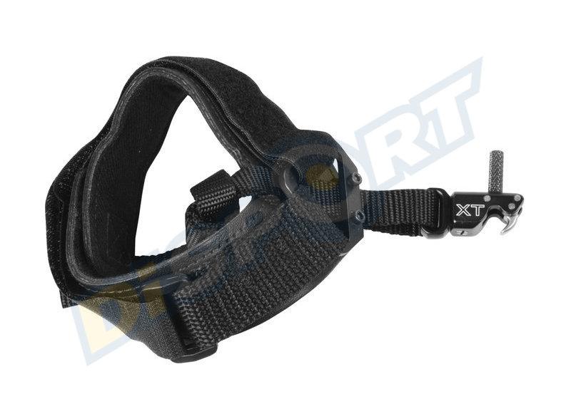 SCOTT RELEASE SGANCIO RHINO XT BLACK NCS BUCKLE STRAP