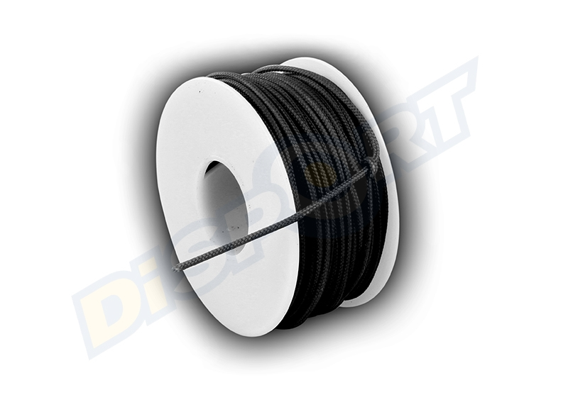 BCY D-LOOP ROPE BLACK 1 MT 0.060