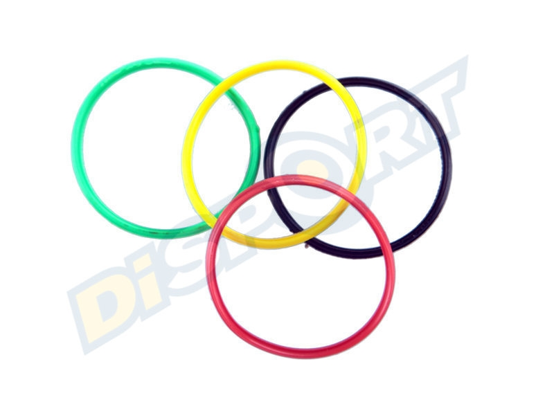 BEITER O-RING COLORATI PER SCOPE SET DA 4