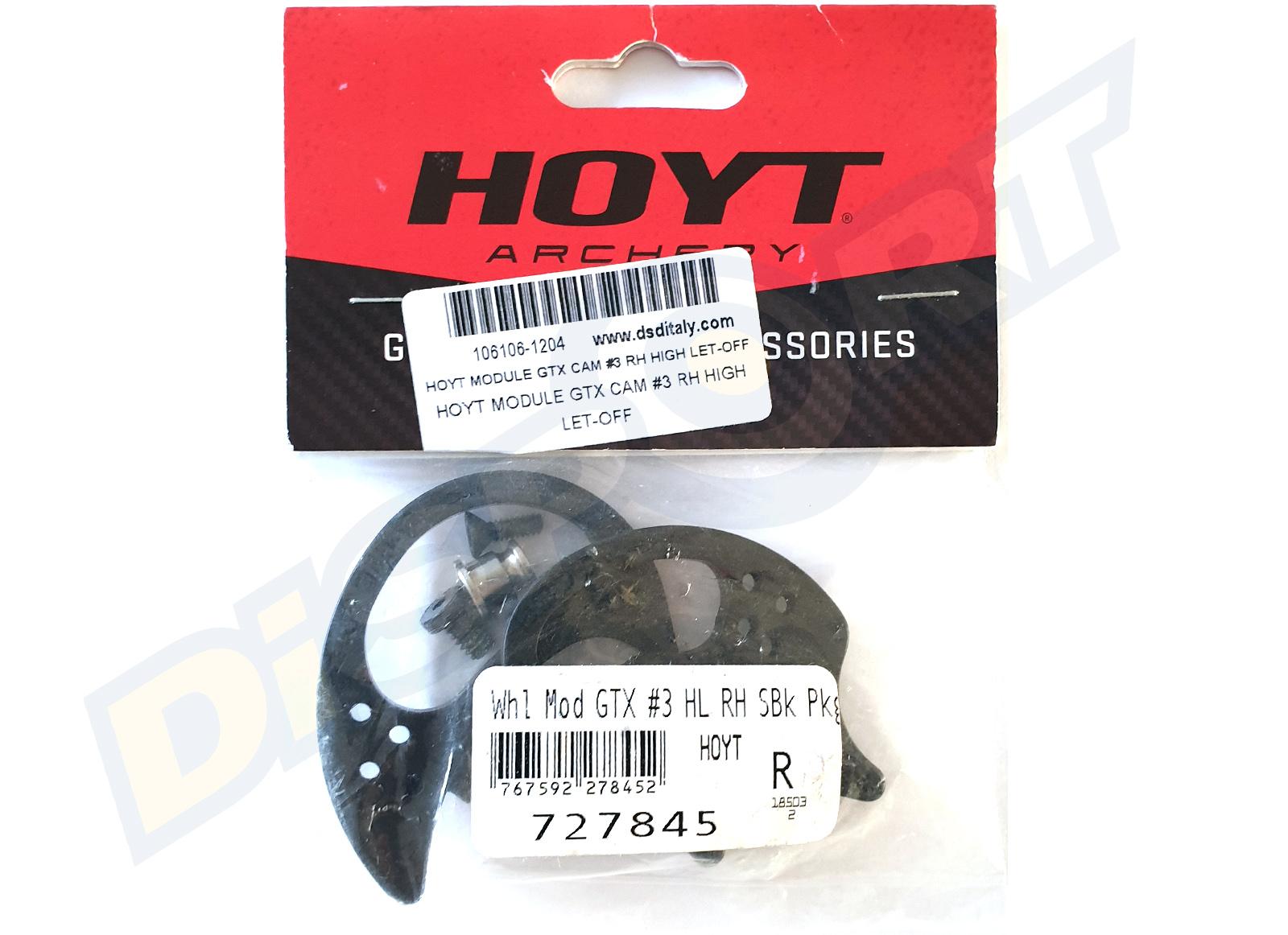 HOYT MODULE GTX CAM