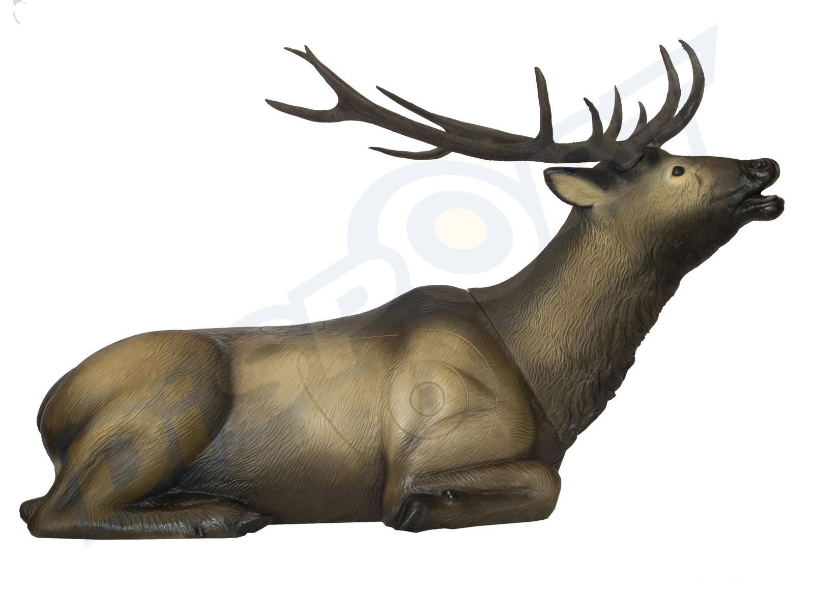 SRT TARGET 3D CERVO ROSSO SDRAIATO 08470891