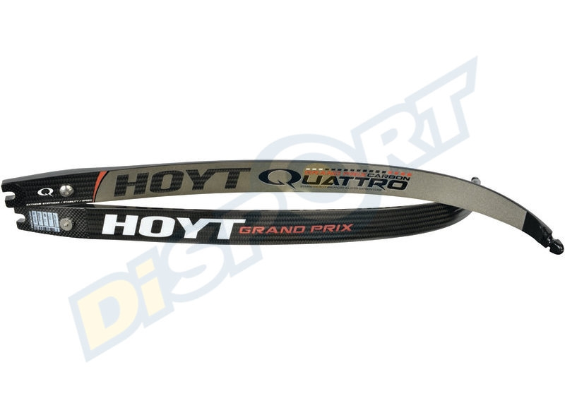 HOYT LIMBS GRAND PRIX QUATTRO CARBON/WOOD