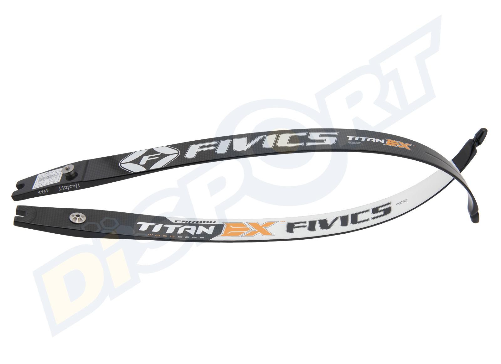FIVICS FLETTENTI TITAN EX CARBON WOOD