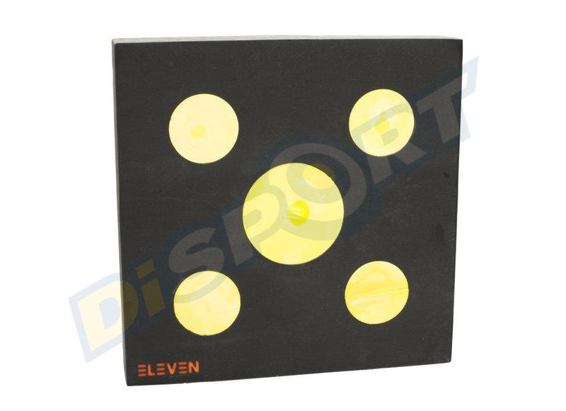 ELEVEN BATTIFRECCIA PLUS 125 X 125 X 20cm SOFT INSERT 37.5cm + 4 SOFT INSERT 24.5CM