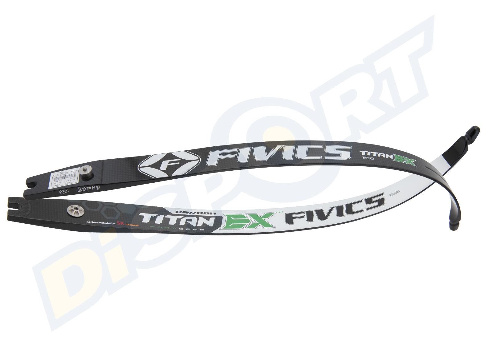 FIVICS FLETTENTI TITAN EX CARBON FOAM