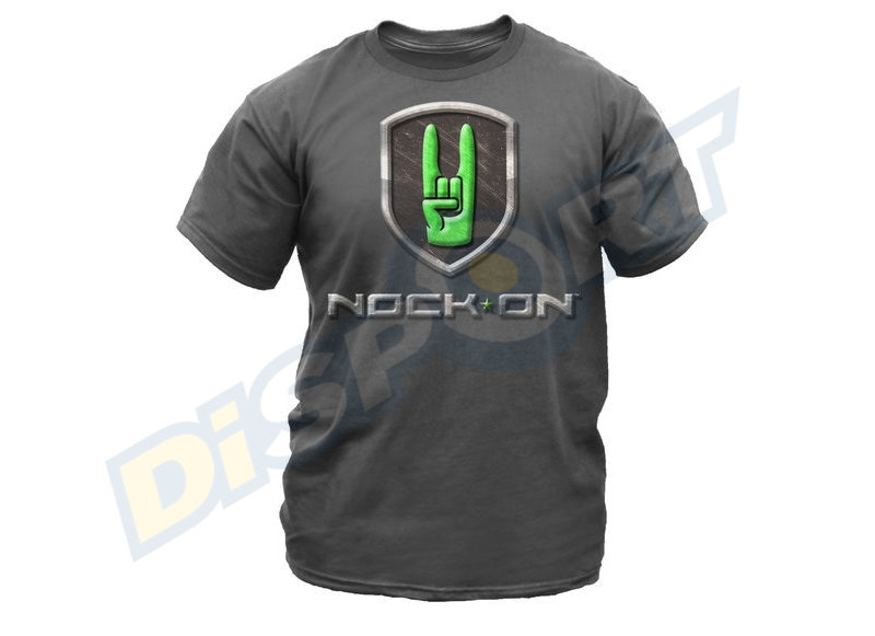 NOCK ON T-SHIRT METAL TEE