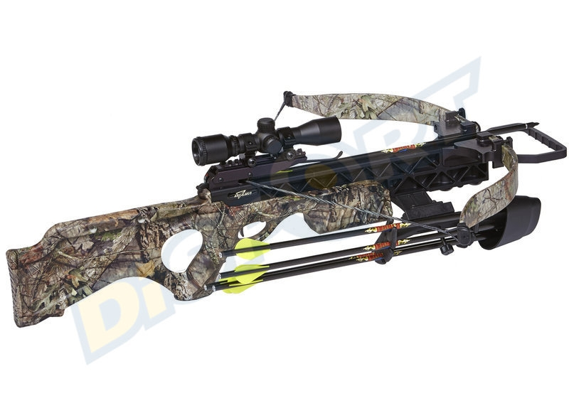 EXCALIBUR BALESTRA GRIZZLY 200LBS PACKAGE CAMO