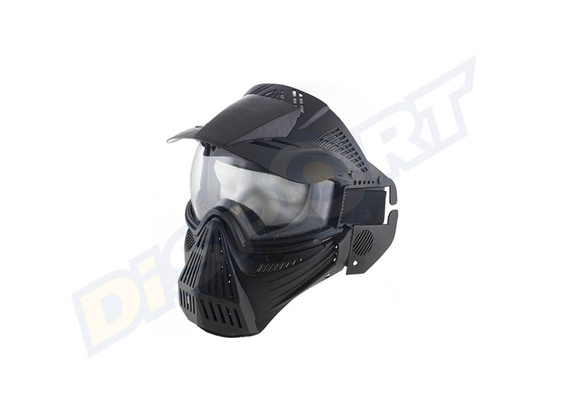 SHOCQ MASCHERA PER ARCHERY TACTICAL COMBAT