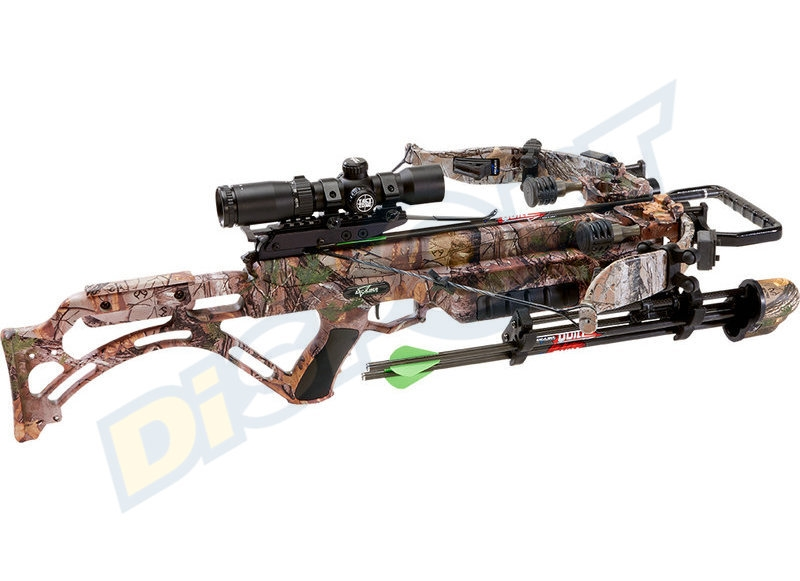 EXCALIBUR CROSSBOW BALESTRA MICRO SUPPRESSOR 355