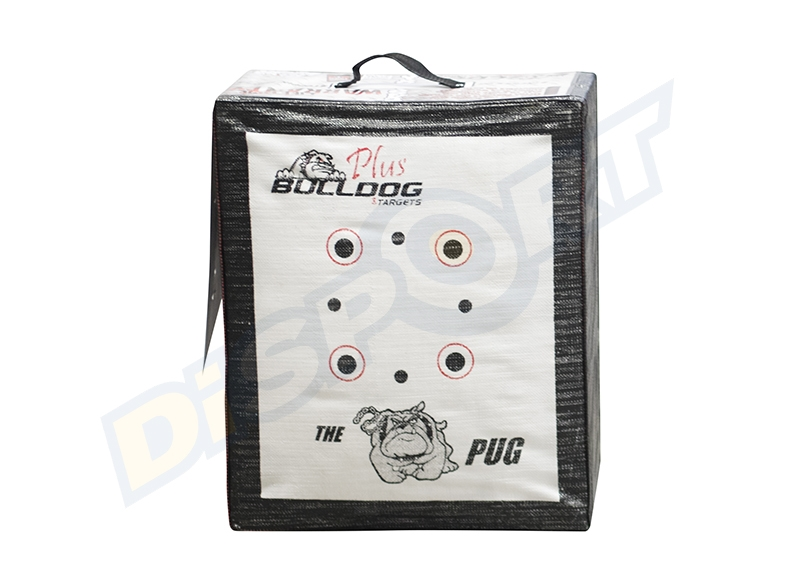 BULLDOG BATTIFRECCIA DOGHOUSE PUG
