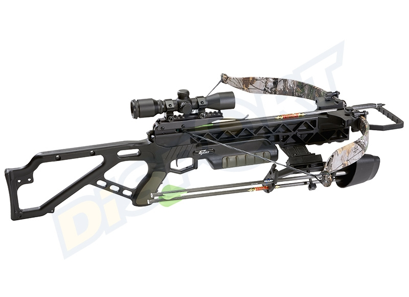 EXCALIBUR BALESTRA GRZ 2 PACKAGE CAMO
