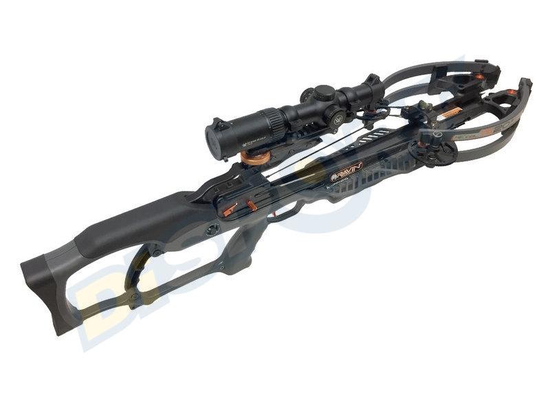 RAVIN CROSSBOWS BALESTRA R20 GUN METAL GREY