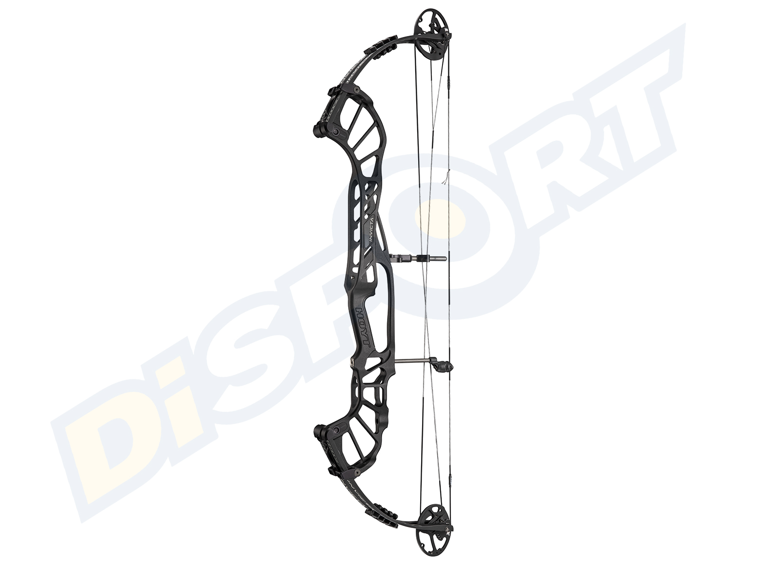HOYT COMPOUND INVICTA 37 DCX 2020 BLACKOUT