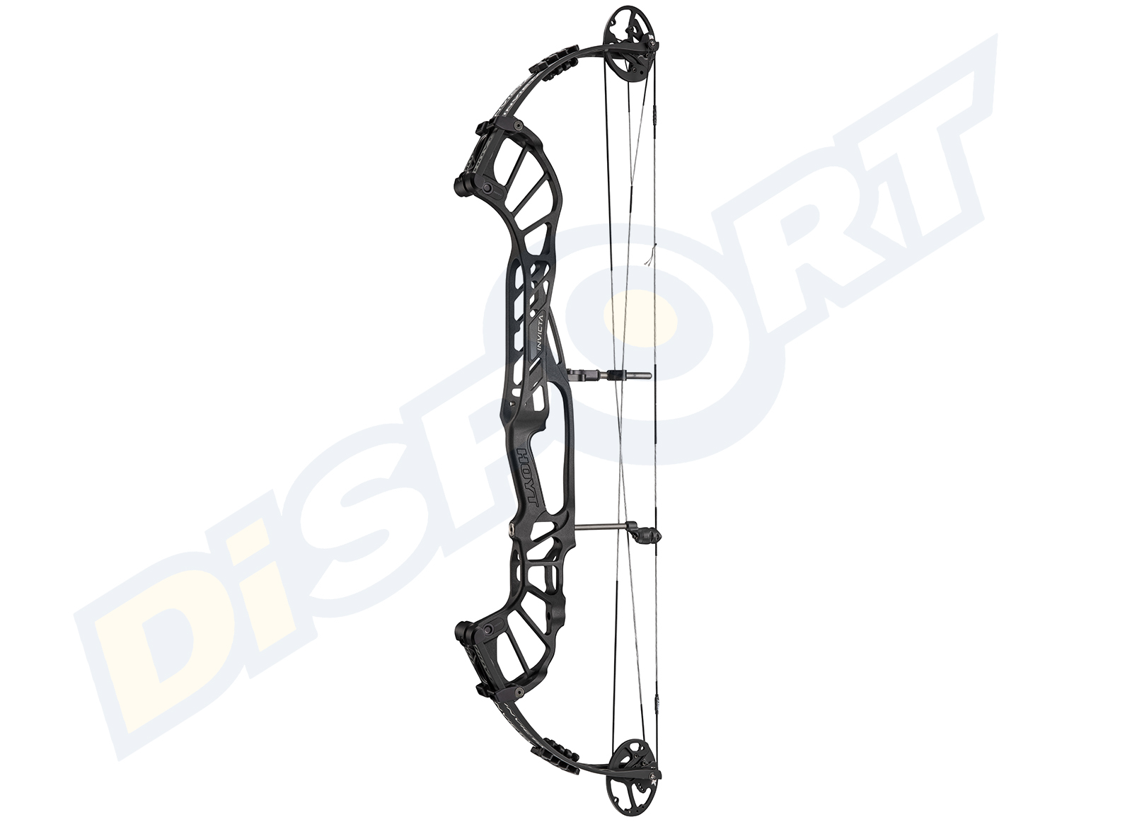 HOYT COMPOUND INVICTA 40 DCX 2020 BLACKOUT