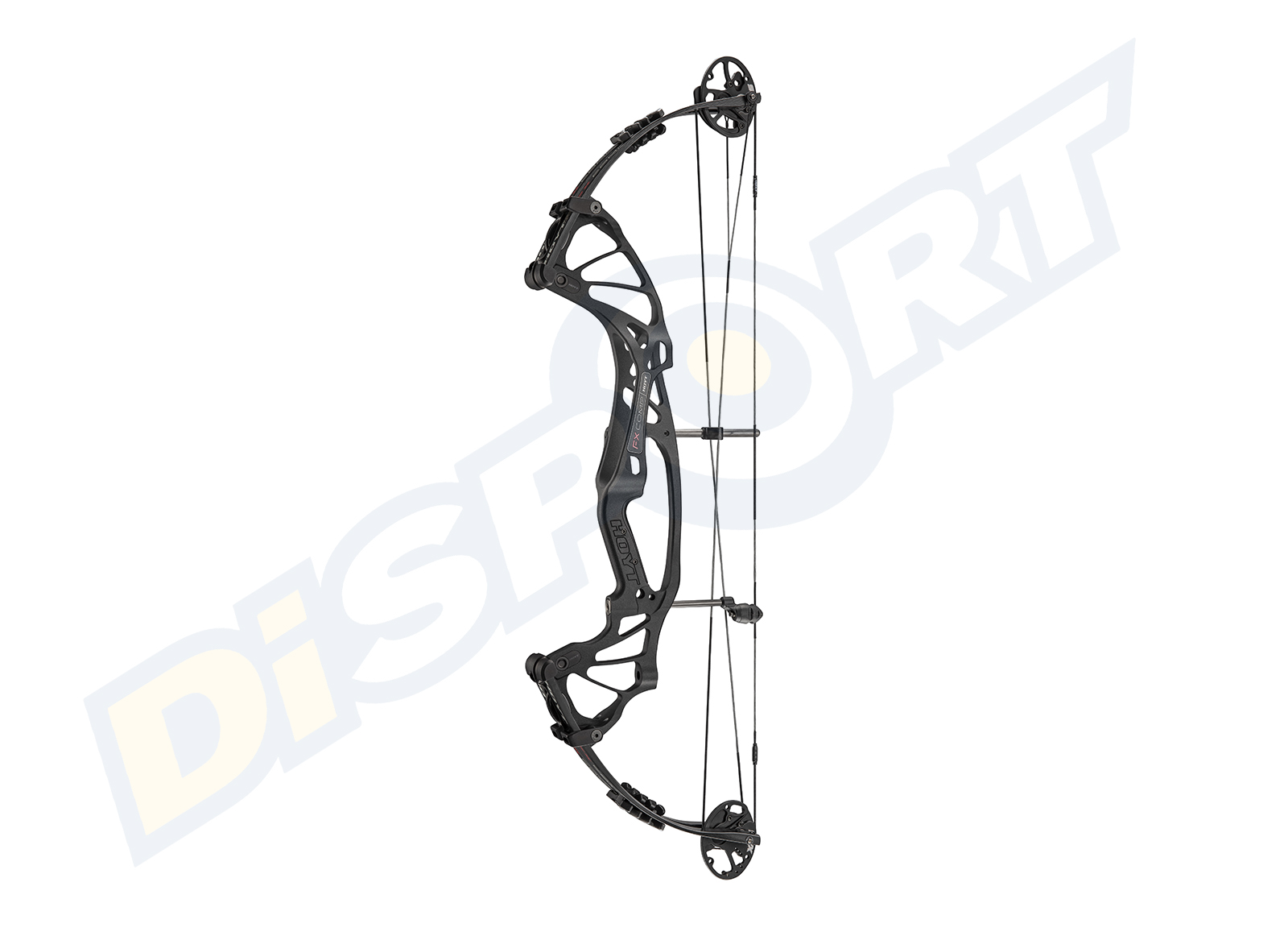 HOYT COMPOUND FX COMP DCX 2020 BLACKOUT