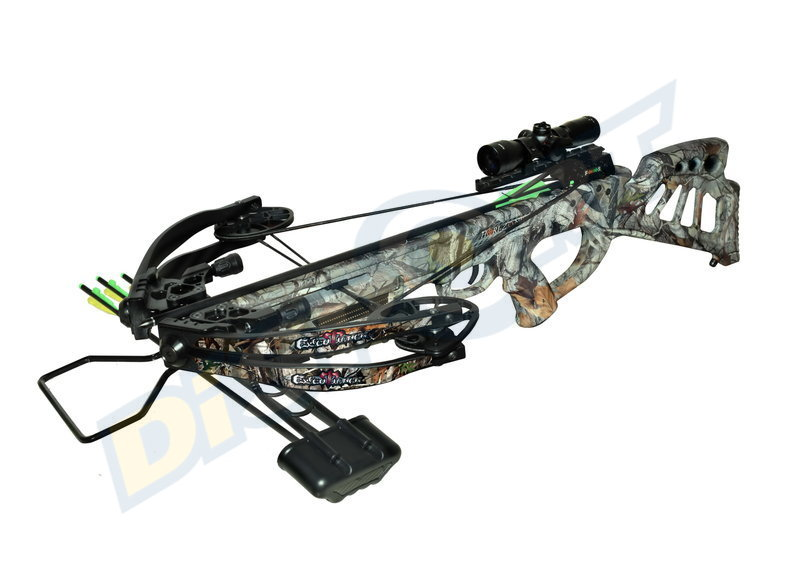HORI-ZONE CROSSBOW PKG EXECUTIONER