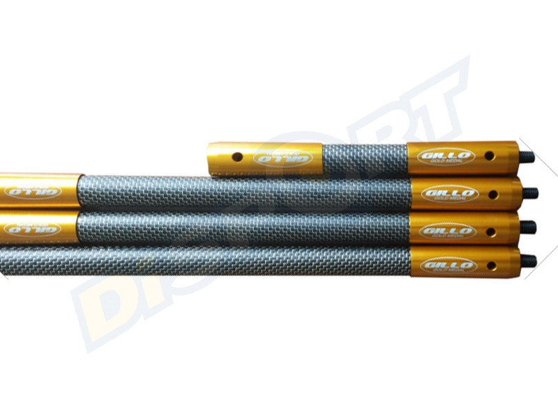 GILLO STABILIZER SHORT GS6 GOLD CARBON