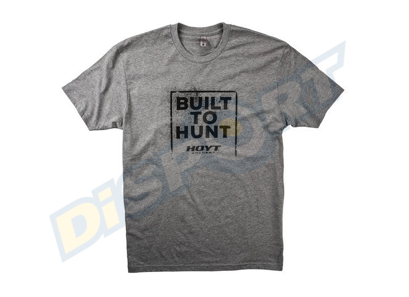 HOYT T-SHIRT UOMO BUILT TO HUNT