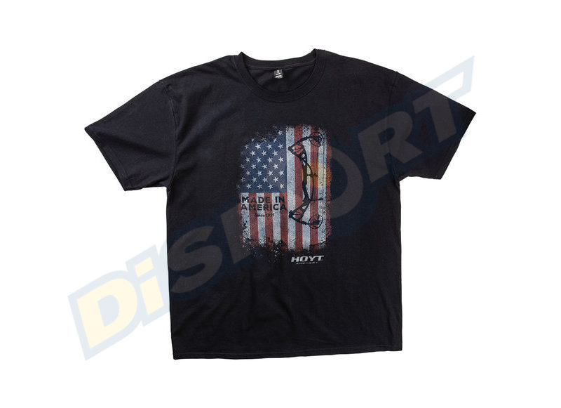 HOYT T-SHIRT UOMO MADE IN AMERICA