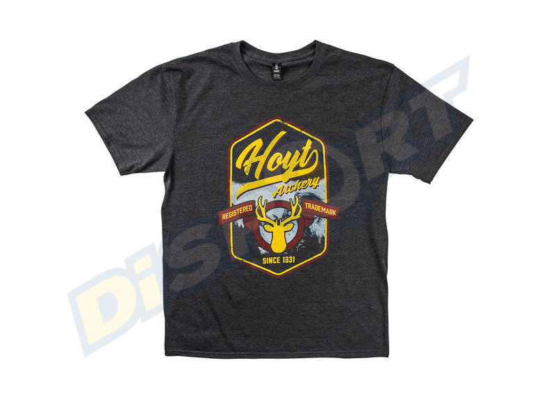 HOYT T-SHIRT UOMO HOYT TRADEMARK