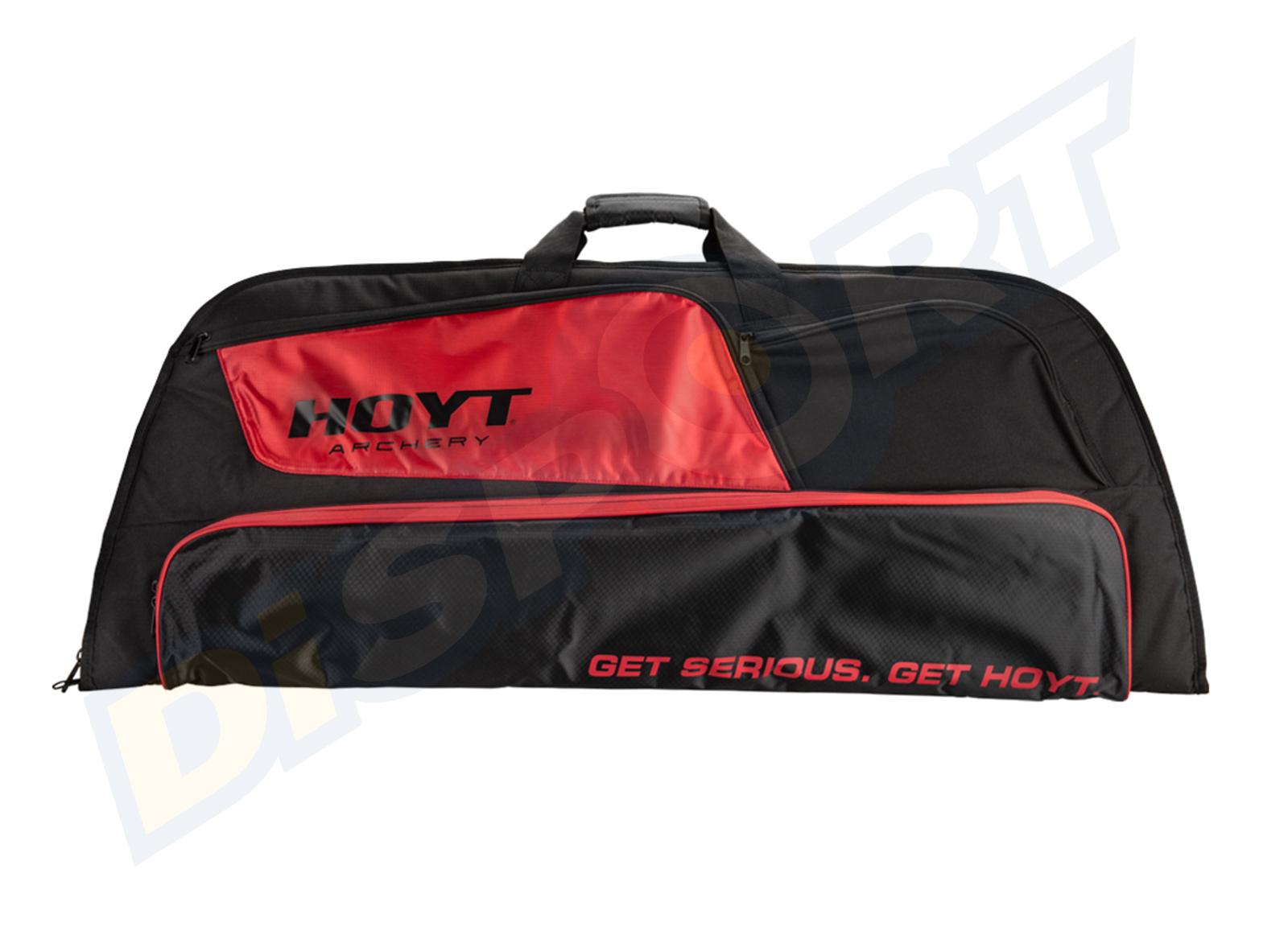 HOYT BORSA PER ARCO COMPOUND SOFT PURSUIT RED