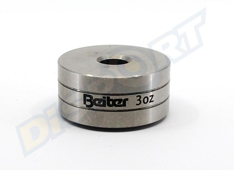 BEITER V-BOX STABILIZZAZIONE PESO 3 OZ. 15 MM