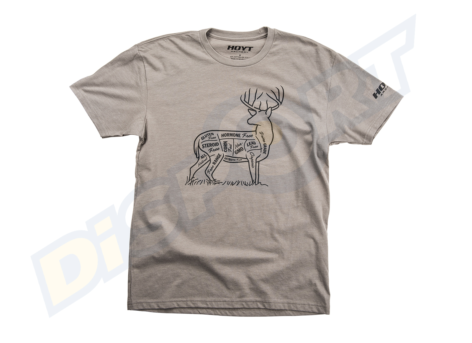 HOYT T-SHIRT UOMO CORN FED FREE RANGE