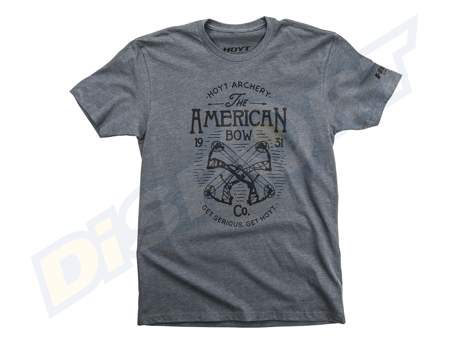 HOYT T-SHIRT UOMO THE AMERICAN BOW