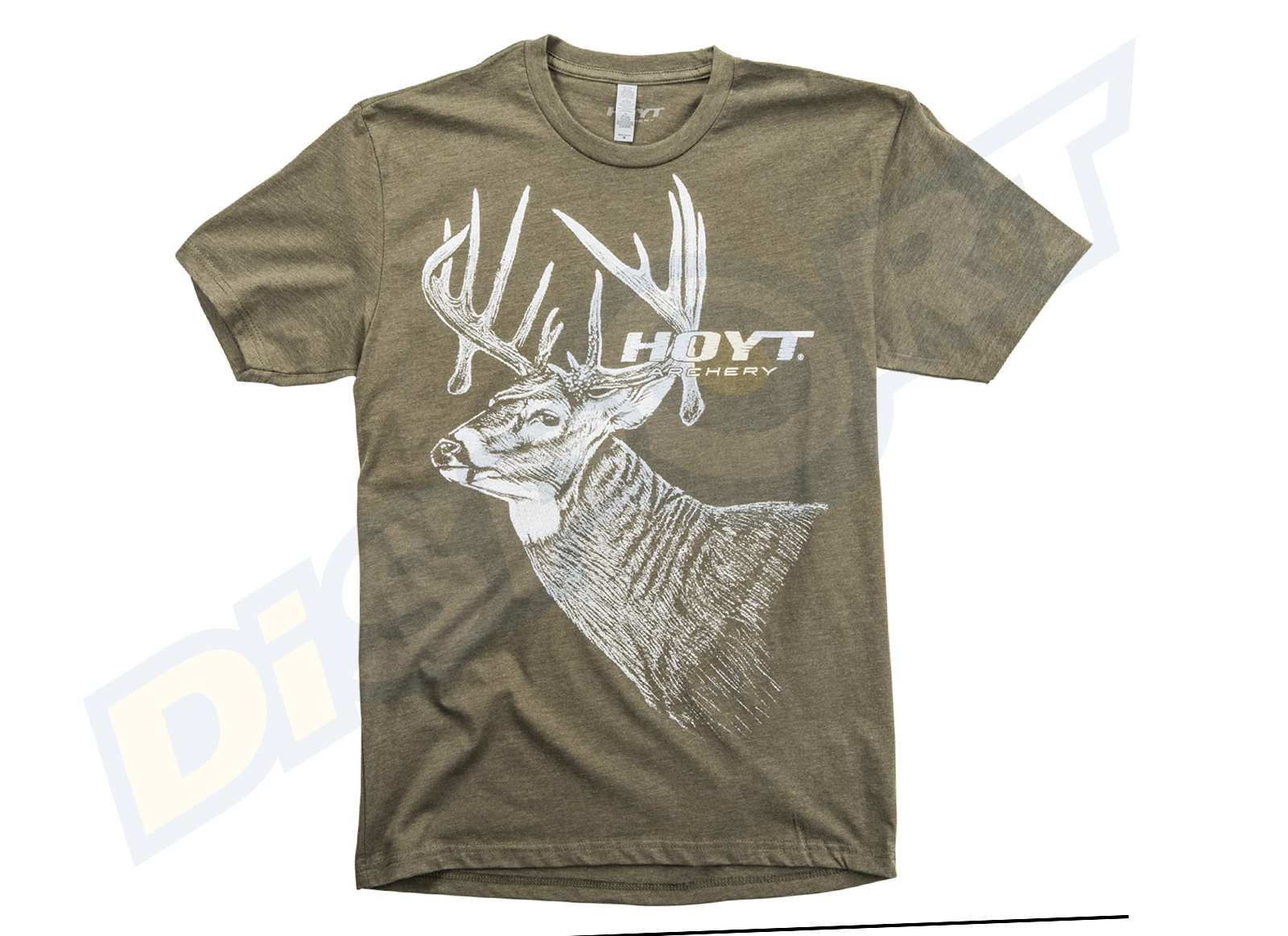 HOYT T-SHIRT UOMO SPECIAL DRAW WHITETAIL