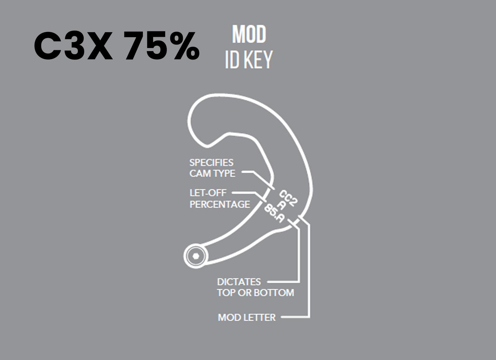 MATHEWS MODULO C3X 75%
