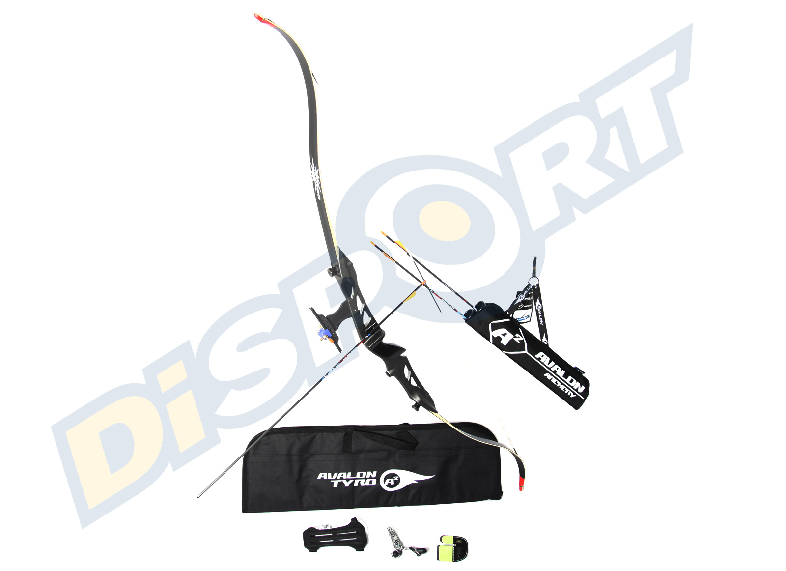SET CORE PULSE ARCO RICURVO BEGINNER