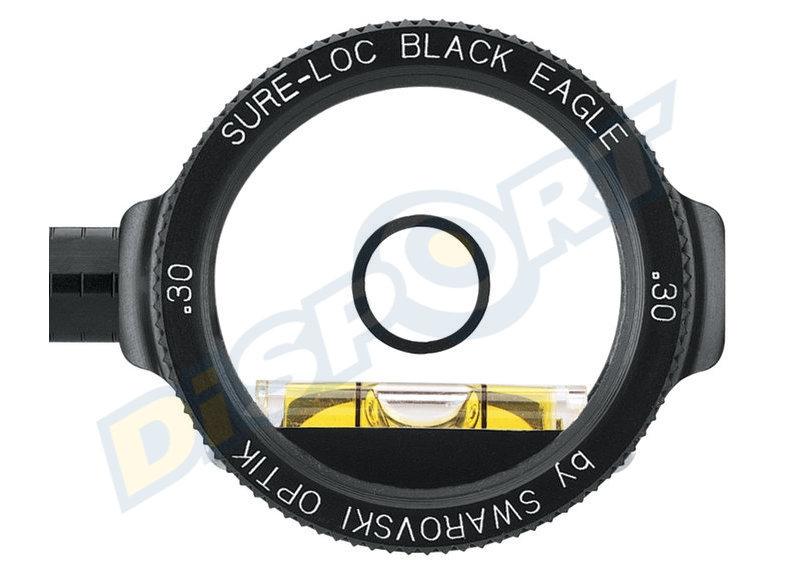 SURE-LOC SCOPE BLACK EAGLE 29MM.SWAROVSKI